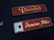 Jaguar,XJ,X300,XJ40,Daimler,Vanden Plas,Emblem,Plakette,Badge,Schriftzug