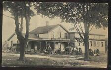 Postcard ALDEN New York/NY  Black Water Bath House Patrons 1907