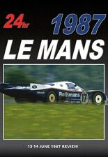 Le Mans 1987 - Review (New DVD) The Worlds greatest 24 Hour Endurance race