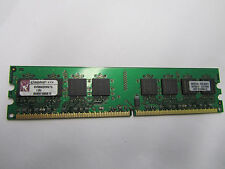1GB KINGSTON KVR DDR2 800MHz DDR2-800 KVR800D2N5/1G 1.8V RAM DIMM MEMORY