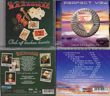 2 CDs, Markonee - Club Of Broken Hearts + Perfect View - Hold Your Dreams (+1)