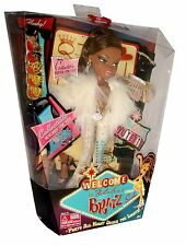 Bratz Welcome to Fabulous Las Vegal Collection Sasha NIB Collectible