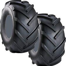 2) 14x4.50-6 14/4.50-6 Snow Blower Go Kart Tiller Tires
