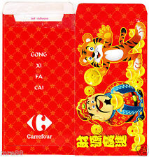 MRE * 2010 Carrefour CNY / Ang Pau / Red Packet #4