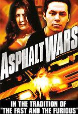 Asphalt Wars (DVD MOVIE) BRAND NEW
