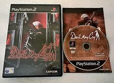 Devil May Cry-Sony PlayStation 2-Completo-PS2-PAL