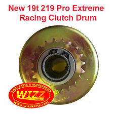 PRO-EXTREME 19T PROKART/CADET CLUTCH DRUM TRIED TESTED & RATED THE BEST YET