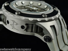 Invicta Subaqua Stealth Combat Sand Blasted Swiss Chrono Shark Grey Strap Watch