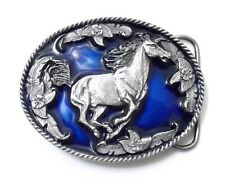 RUNNING HORSE BELT BUCKLE 14062 new southwest western belt buckles