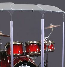 Drum Shields  Drum Screens  Drum Shield DS5D with Flexible Hinges