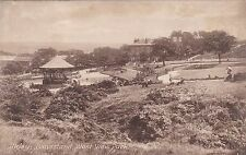 Bandstand, West View Park, ILKLEY, Yorkshire