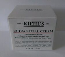KIEHL'S ULTRA FACIAL CREAM 125ML - 24 HR HYDRATING MOISTURISER SEALED