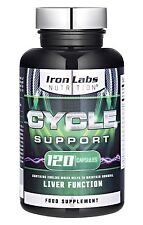 Cycle Support: On Cycle Protection & Liver Assist - Iron Labs (120 Capsules)