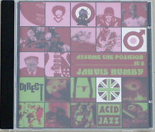 Jarvis Humby - Assume the Position, It's...(CD) Hammond Organ Garage Rock / Soul