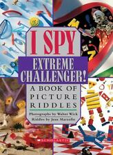 I Spy Extreme Challenger: A Book of Picture Riddles  (NoDust)