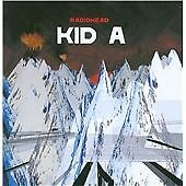 Radiohead - Kid A (2000) EMI CD