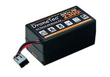 Parrot AR Drone 2.0 * Power Tuning BATTERIA * 2300mah * NUOVO * per ORIG. CARICABATTERIE!