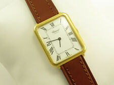 CHOPARD 18K SOLID GOLD MANUAL WIND WATCH Ref 2024
