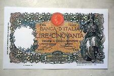 50 lire BUOI – CAPRANESI (1 Pezzo) (COPIA)