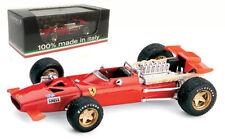 Brumm R295 Ferrari 312 F1 Prova Modena Test Car 1969 - Chris Amon 1/43 Scale