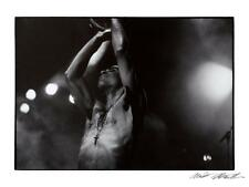 Prince - *POSTER*  - Must See Image - AMAZING B&W PICTURE - Rare PURPLE RAIN Pic
