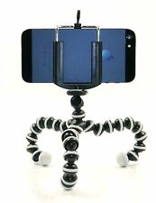 Octopus Flexible Tripod Stand for GoPro Camera Apple iPhone 6 6S Plus 5 5S 5C 4G
