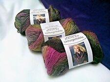 NEW Red Heart Boutique Unforgettable Yarn 3- 3.5 oz. Skeins Same Dye Lot ECHO