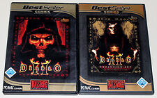 Diablo II & expansion set Lord of Destruction-Gold Edition pc mac DVD Housse 2