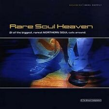 RARE SOUL HEAVEN VOLUME 1 Various Artists NEW SEALED NORTHERN SOUL CD (GOLDMINE)