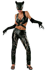 Womens Large Deluxe Adult Catwoman Costume - Catwoman Costumes