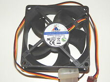Glacialtech GT8025-BDLM Lüfter Cooler Fan +++ 12V / 0,1A +++ 80x80x25