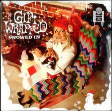 INDIE Gift Wrapped Volume 2 Snowed In 2010 PROMO VINYL FLAMING LIPS OASIS DEVO
