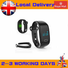 UK JW018 Smart Watch Heart Rate Monitor Touch Bracelet Bluetooth Android Wear