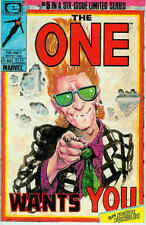 The One # 5 (of 6) (Rick Veitch) (USA, 1986)