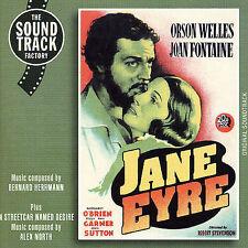 Jane Eyre/A Streetcar Named Desire by Bernard Herrmann (Composer) (CD, Mar-2004