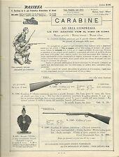 Ravizza - Tiro al Piattello e al Piccione - Catalogo Macchine 1934 - Caccia