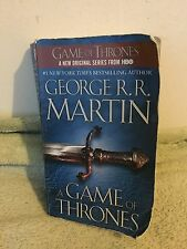 A Game of Thrones: Book 1 A Song of Ice and Fire by George R.R.Martin (2011) PB