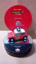 Mini Cooper Vintage Exin Triang Scalextric SCX MSC GOM Slot.it Cartrix Reprotec