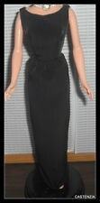DRESS BREAKFAST AT TIFFANYS BARBIE DOLL AUDREY HEPBURN BLACK GIVENCHY GOWN