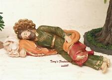 "FONTANINI DEPOSE ITALY 6"" ST. JOSEPH SLEEPING NATIVITY VILLAGE FIGURE 54111 NIB"