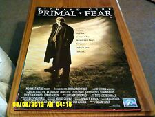Primal Fear (richard gere) Movie Poster A2