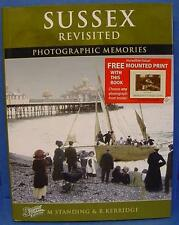 SUSSEX REVISITED - FRANCIS FRITH PHOTOGRAPHIC MEMORIES BOOK