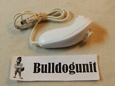 Nintendo Wii Official White Nunchuck Controller Attachment Original Nunchuk