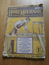 Vintage Newnes Home Mechanic Part 29 Practical Work for Amateur (Molloy Edward)