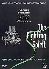 The Fighting Spirit - Special Forces Techniques - Vol. 2 [2004] [DVD] (Quantum)