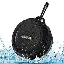 Splashproof Water-resistant Loud (5W) Portable Bluetooth Wireless Speaker -SP105