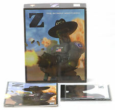 Z the bitmap brothers pc game cd-rom big box edition