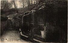 CPA   Forét de Fontainebleau - Grotte aux Cristaux (248910)