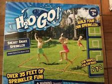 H2OGO! Sneaky Snake Water Sprinkler Pool Outdoor Kids Fun gift Summer Backyard