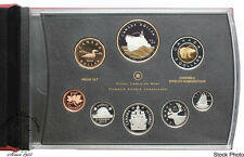 Canada 2010 100th Anniversary Canadian Navy Gold Plated Silver Double Dollar Set